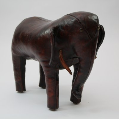 Leather Omersa Elephant, 1960s