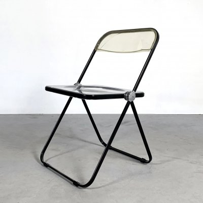 Plia folding chair by Giancarlo Piretti for Castelli, 1960s