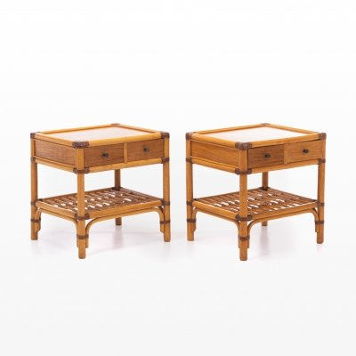 Pair of vintage side tables, 1960s