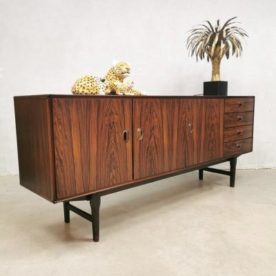 Midcentury design sideboard by Arnold Merckx for Fristho