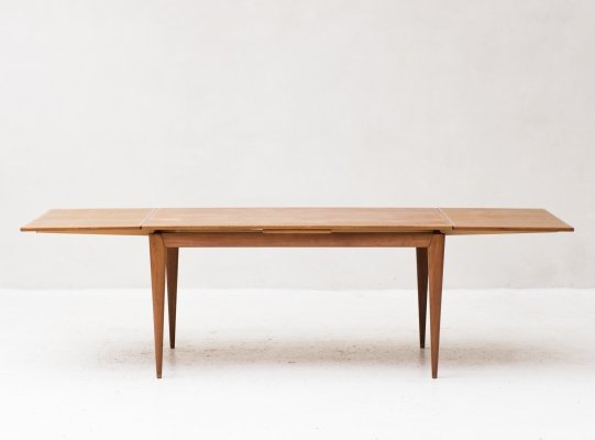 XL Extendable dining table by Niels O. Moller for J.L. Moller, Denmark 1960