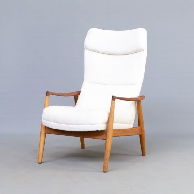 50's Madsen & Schubell 'Tove' fauteuil for Bovenkamp