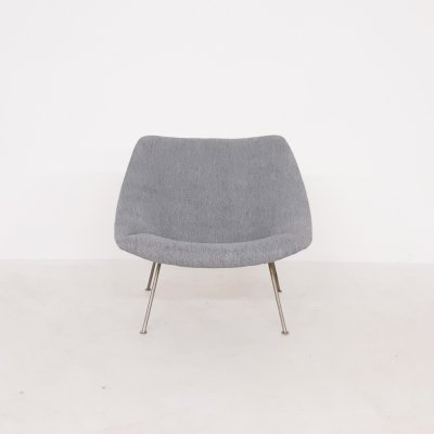 Pierre Paulin for Artifort F157 'Oyster' lounge chair, the Netherlands 1959