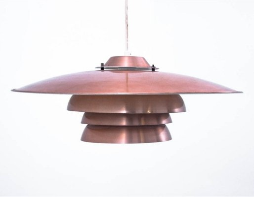 Danish design pendant lamp, 1970s