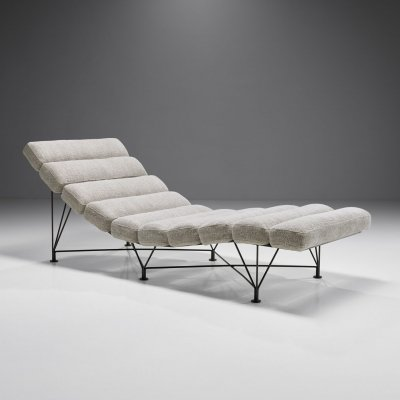 Kenneth Bergenblad 'Spider' Chaise Lounge for Dux Möbel AB, Sweden 1982