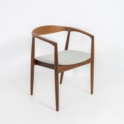 2 'Troja' chairs by Kai Kristiansen, 1950s