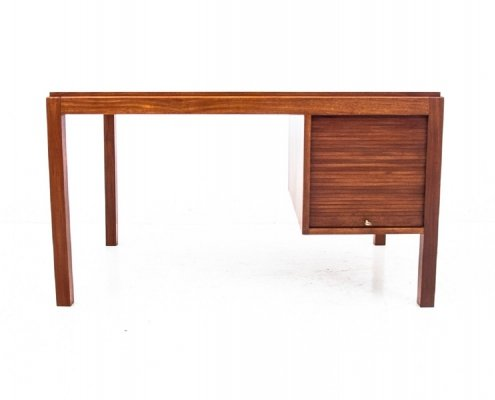 Danish design desk in teak, 1960s