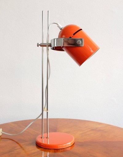 Desk lamp by Indra Stanislav for Combi Lux, 1970s
