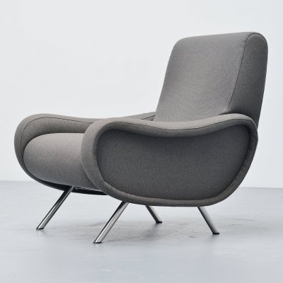 Marco Zanuso Lady chair for Arflex, Italy 1951