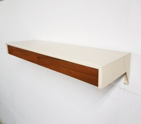 Martin Visser for 't Spectrum DD02 'Bergeyk' Wall Shelf, 1950s