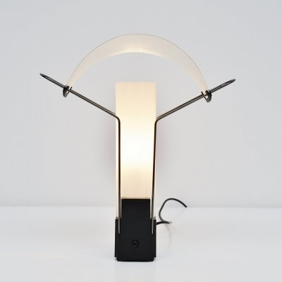 Palio table lamp Perry King & Santiago Miranda for Arteluce, 1985