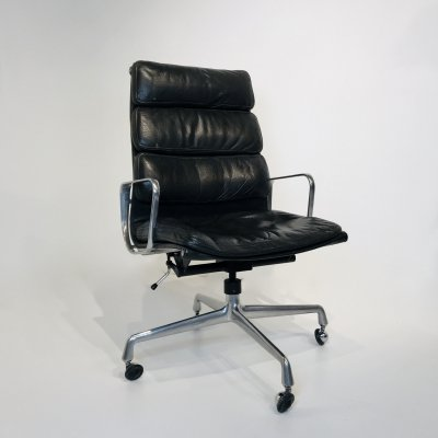 Office Chair 'EA 219'by Charles & Ray Eames for Herman Miller, USA 1970's