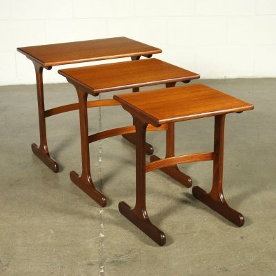 1960s Nesting Table by G Plan