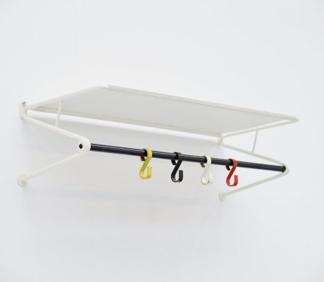 Mathieu Matégot coat rack for Artimeta Soest, 1960
