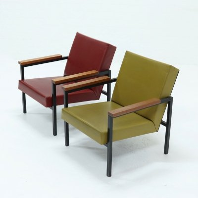 SZ30 Armchairs by Hein Stolle for 't Spectrum, 1960's
