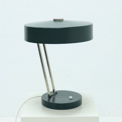 Large German Kaiser Leuchten Table or Desk Lamp, 1960s