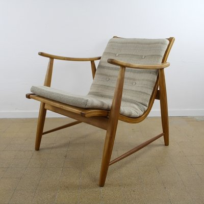 Jacob Müller 'Ronco' chair, 1950s