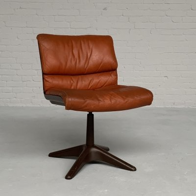Office chair by Yrjö Kukkapuro for Haimi, Finland 1960s