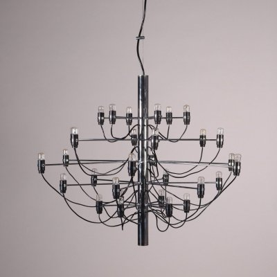 2097/30 Ceiling Lamp by Gino Sarfatti for Arteluce