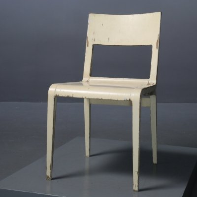 Chair Model 50642 by Erich Menzel for Deutsche Werkstätten, 1950s