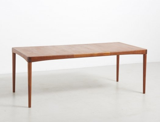 Dining Table by H.W. Klein for Bramin, Denmark 1950's