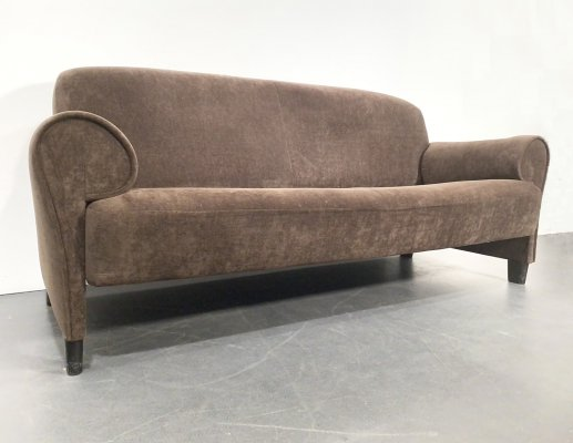 Brown Fabric De Sede DS-90 Sofa by Anita Schmidt, 1990s