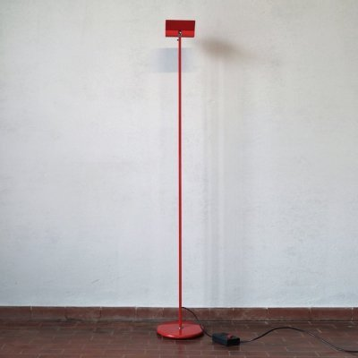 Halogen floor lamp by Valenti Milano, 1970s