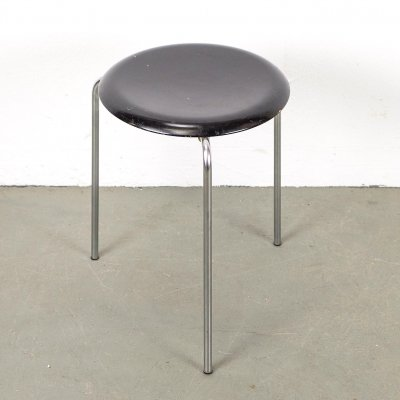Dot Stool by Arne Jacobsen for Fritz Hansen, 1964