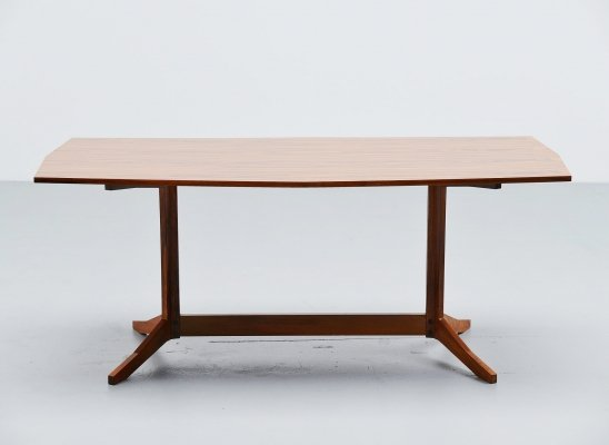 Franco Albini dining table by Poggi Italy, 1957