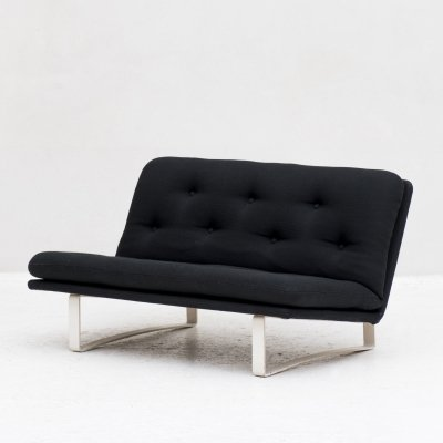 2-seater sofa by Kho Liang Ie for Artifort, the Netherlands 1960