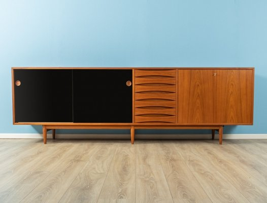 Model 29A Trienale sideboard by Arne Vodder for Sibast, 1960s