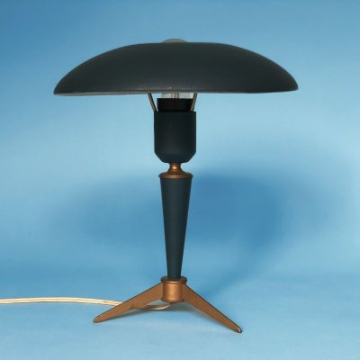 Vintage Design Table Lamp 'Bijou' by Louis Kalff for Philips