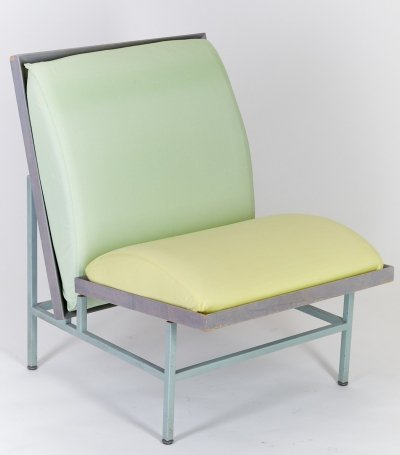 'Sacher' chair by Ettore Sottsass & Marco Zanini for Driade, 1981
