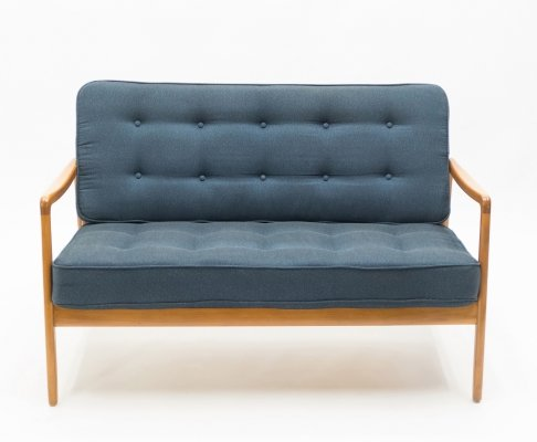 Scandinavian FD 109 sofa by Ole Wanscher, 1960s