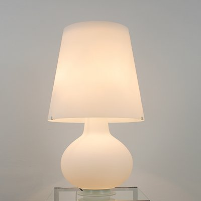 Fontana Arte Model 1853 table lamp, 1980s