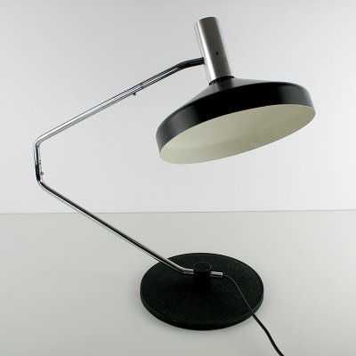 Baltensweiler Pentarkus desk lamp, Switzerland 1960s