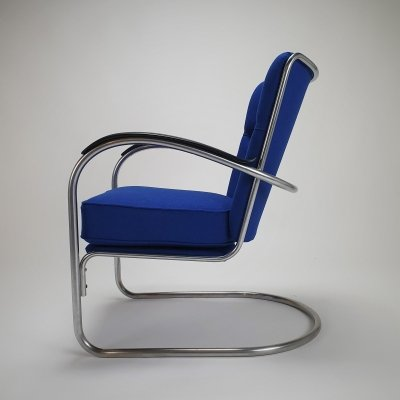 Mid Century Original Gispen 412 Model 1949/1958 armchair