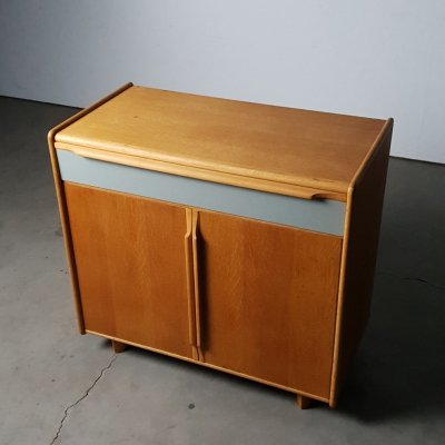 Birch Series cabinet by Cees Braakman for Pastoe, 1950s