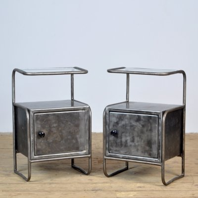 Pair of nightstands, 1950s