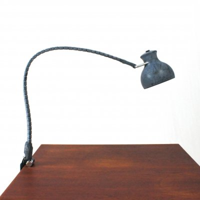 Flex 659 desk lamp by Elio Martinelli for Martinelli Luce, 1970s