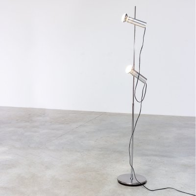 Pierre Disderot A14 floorlamp by Alain Richard, 1960s