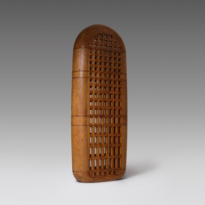 Sculptural cabinet by Giuseppe Rivadossi, 1970s