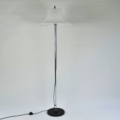 Dutch design floor lamp by Willem Hagoort for Hagoort lighting Rotterdam, 1960's