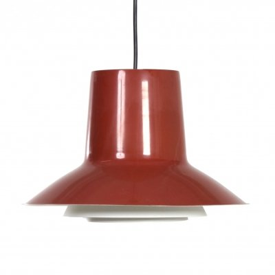 Danish Auditorie 2 Hanging Lamp by Svend Middelboe for Nordisk Solar, 1960s