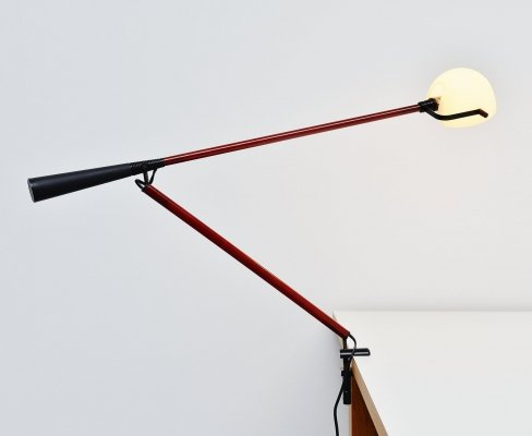 Paolo Rizzatto 612 desk table lamp by Arteluce Italy, 1975