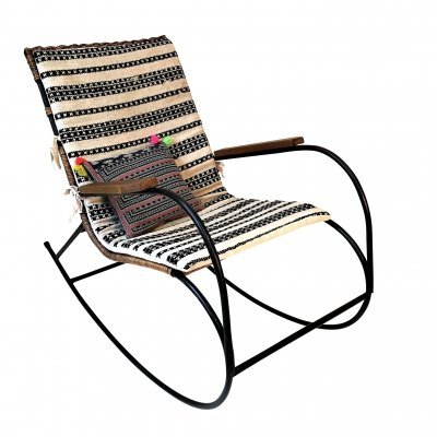 Vintage rocking chair, 1960s