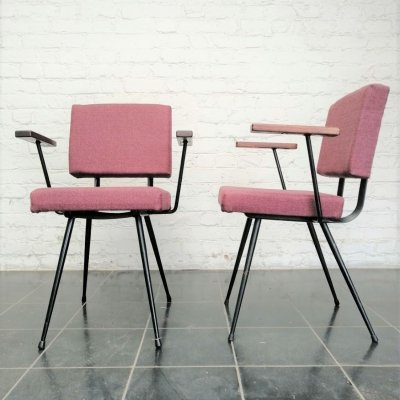 Set of 2 arm chairs by Brabantia, 1950s