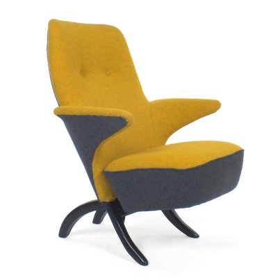 Pinguïn chair by Theo Ruth for Artifort, 1950s