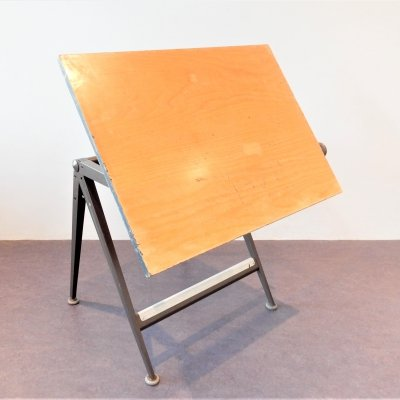 'Reply' drafting table by Friso Kramer & Wim Rietveld for Ahrend De Cirkel