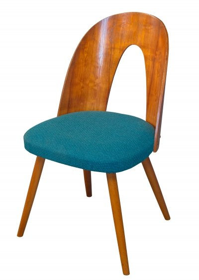 Mid Century Dining Chair by Antonin Suman for Mier Topolcany Factory